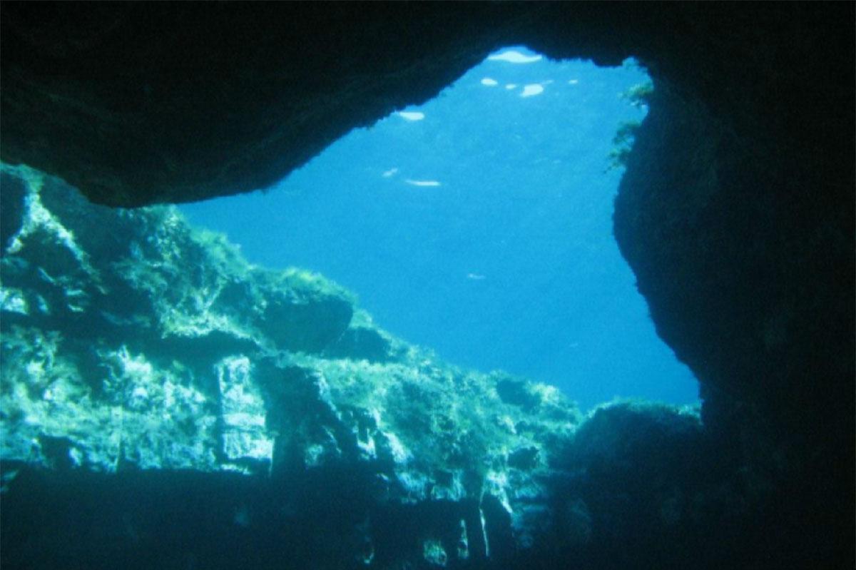 Stage dive site Paphos
