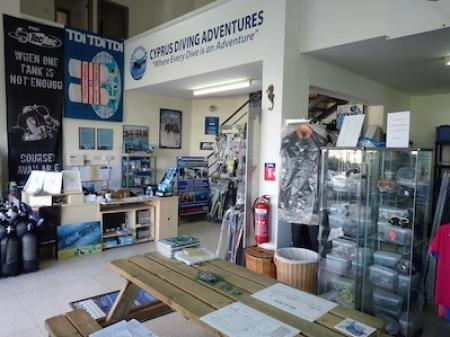 Our Diving centre