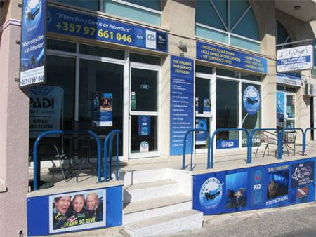 Our Dive Centre