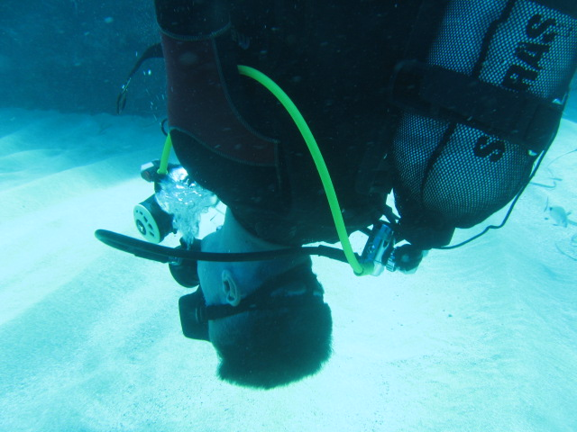 scuba diving buoyancy skills