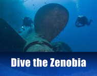 Dive the Zenobia