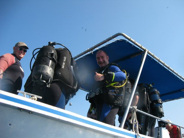 Padi Advanced Open Water Course
