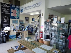 5 star Dive Centre and Technical Diving facility