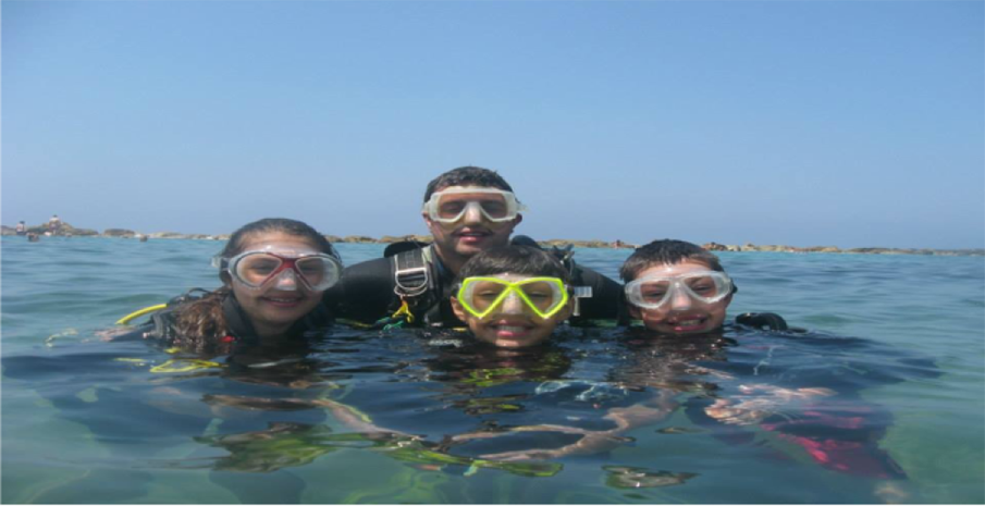 diving courses cyprus