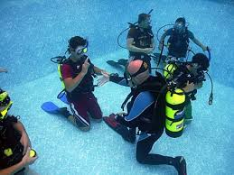 Divemaster course Cyprus