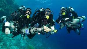Technical diving Cyprus
