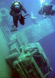 best wreck diving in cyprus
