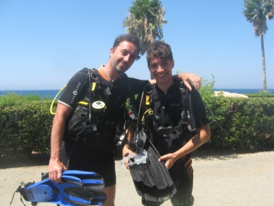 Learn to Dive with the Open Water Diver Course