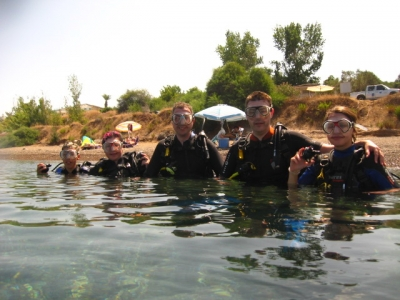 Discover Scuba Diving in Cyprus